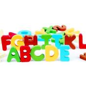 Children Educational Wooden Puzzle Toy Baby Preschool ABC Alphabet Cards Cognitive Toys Animal Puzzle Toys