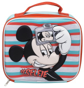 Kids Character Lunch Bag Mickey Mouse #Selfie