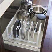 Point 10 times sink lower frying pan & pot lid stands tower