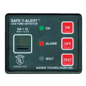 SAFE T ALERT GAS vapour ALARM SURFACE MOUNT