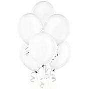 Balloons 43cm PARTY-TEX Crystal Clear Latex Pkg/25