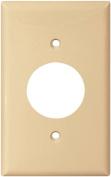 Arrow Hart 5131V-BOX Wall Plate, 1 Gang, 2.5cm - 1cm Dia x 10cm - 1.3cm L x 5.1cm - 1.9cm W x 0.2cm T