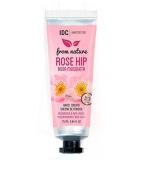 IDC Institute - From Nature Rose hip Hand Cream Restorative & Anti-Ageing 75 ml