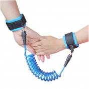 Safety Child Anti Lost Wrist Strap Link Harness Rope Leash Walking Hand Belt