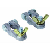 Attwood Marine Polarised/Wing Nut Battery Terminals