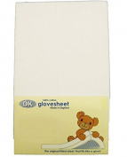 Dk Glovesheet for Next2me and Lullago crib 1 pack size 83 x 50