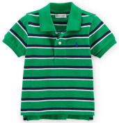 Baby Boy Ralph Lauren Short Sleeve Polo Shirt, Top Authentic