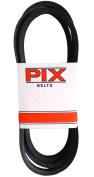 PIX 48X920 Extra Duty Fractional Horsepower V-Belt, 92 in OC X 1/2 in W X 9/32 in T, Blue