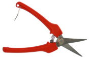 Zenport H306SC Euro Style Harvest Shear, Curved Stainless Steel Blade
