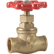 ProLine Cast-Brass Compression Sweat Stop And Waste