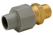 Qest Male Adapter 1.6cm Od. X 1.3cm Mpt Bulk