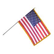 20cm x 30cm Fringed Classroom Flag