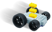 Meeper MB012, meeperBOT 2.0 - Deep Space, Remote-Control BOT with Free Controller App, meeperBOT 2.0