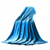 NXDA Kids Rabbit Knitting Blanket Flannel Bedding Super Soft Throw Blanket for Sleeping or Home Decoration, 50X70cm