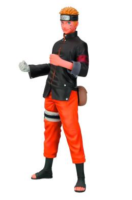 Naruto Shippuden DXF Shinobi Relations SP Naruto Action Figure