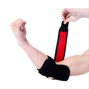 Risingmed Elbow Brace Support, Adjustable Tennis Golfers Strap Lateral Pain Breathable & Antibacterial Pain Relief Sports Injury Rehabilitation & Protection ,Elbow Brace Wrap Arm Support Strap Band
