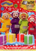 Teletubbies Red Christmas Chocolate Advent Calendar