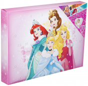 Disney Princess Girls Kids Advent Calendar Puzzle Eraser Stickers Stamps Christmas