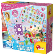 Liciani Disney Princes Education Game Set