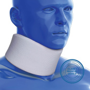 Foam Neck Collar by Kedley | Medical grade adjustable neck brace support | Soft and comfortable cervical collar treating neck and spin injuries