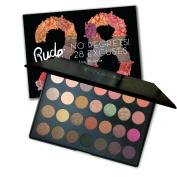 Rude No Regrets! 28 Excuses Eyeshadow Palette Eye Shadow Powder Case