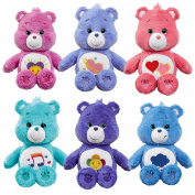 Care Bears JP43060.4300 Plush Toy with DVD