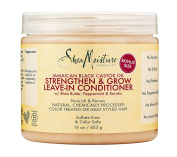 Shea Moisture Jamaican Black Castor Oil Strengthen/Grow and Restore Leave-In Conditioner 470ml