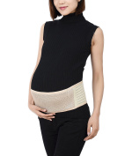 Maternity Support Belt Pregnancy Belly Band FDA and CE Approved, Comfortable and Soft Antenatal Pressure Waist Band Relieve Prenatal Abdomen, Lower Back and Lumbar Strain, Promote Postpartum Recovery