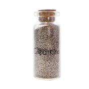 (3 Pack) BEAUTY CREATIONS Loose Glitter Powder - Silver Dust