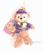 With badge 2017 Duffy Tokyo DisneySea-limited Disney resort souvenir bag including the fashionable sewing