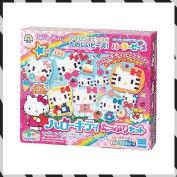 A lot of Kawada parlour beads Hello Kitty sets