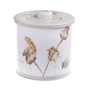 Wrendale Designs - The Country Kitchen Collection - Biscuit Barrel - Mouse Design