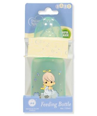 Precious Moments Feeding Bottle - mint, one size