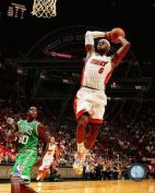 LeBron James Miami Heat 2012-2013 NBA Action Photo #1 8x10