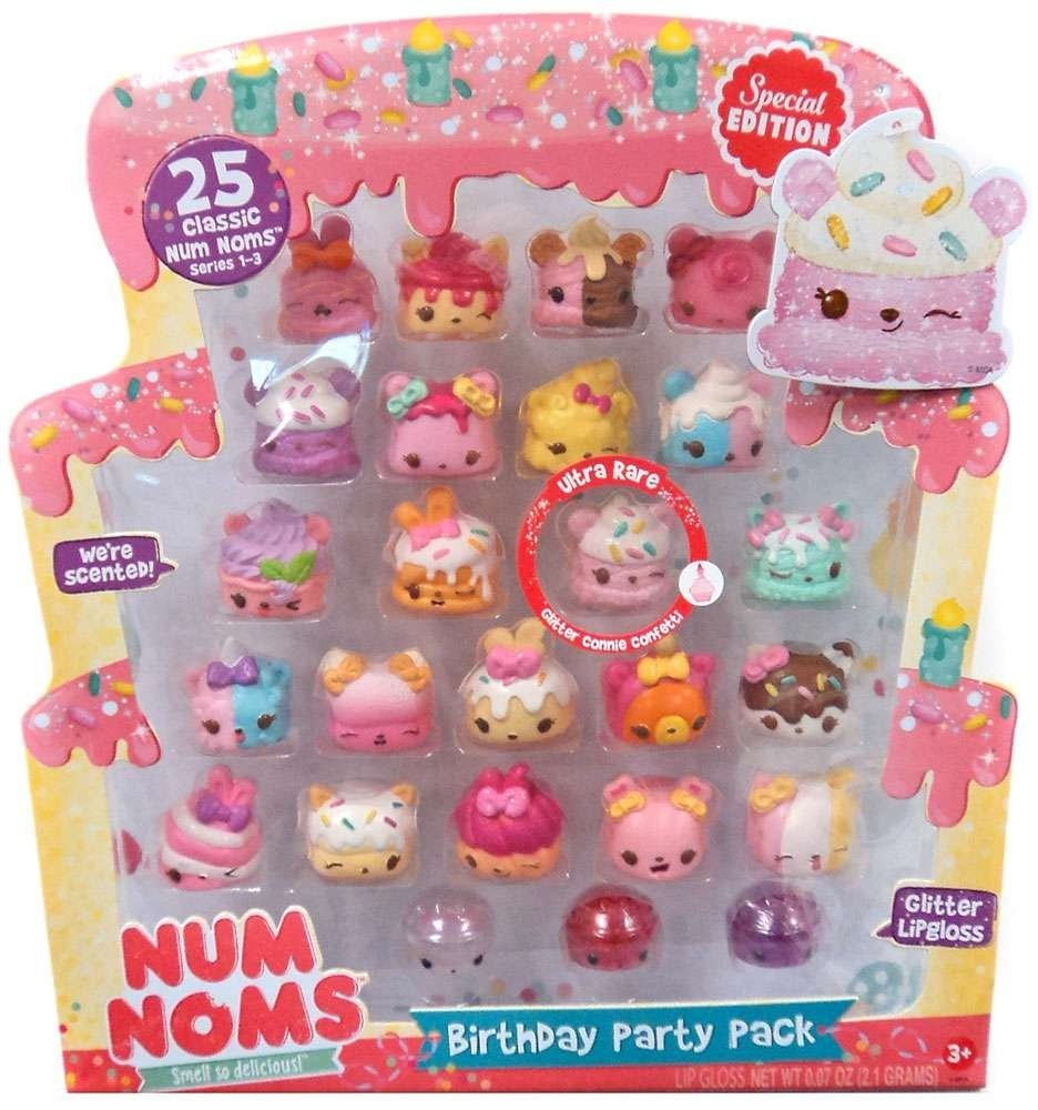 Num Noms Nail Polish Playset Hession Hairdressing