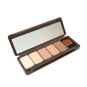 (6 Pack) BEAUTY CREATIONS More Contour Palette