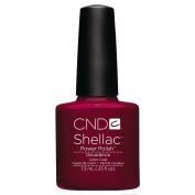 Creative Nail Design Shellac UV Colour Coat Decadence .740ml