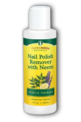 Organix South Nail Polish Remover with Neem, Yellow, 4 Fluid Ounce