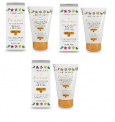 The ERBOLARIO – piccolosole Solar Children Protective Cream For The Face And For The Body SPF30 125 ml – 3 Packs Solar Children Protective Cream For The Face & for the Body with Core of Fishing & Butter of Sweet Almond Oil.