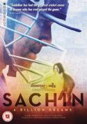 Sachin - A Billion Dreams [Region 2]