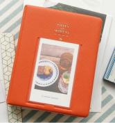 64 Pockets Mini Album Case Storage For Polaroid Photo FujiFilm Instax Film Size