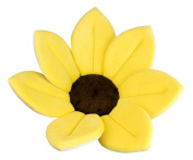 Blooming Canary Yellow Bath Baby Support Flower Christening Birthday Cute Adorable Present