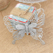 Christmas Decorations,vmree 15CM Xmas Party Tree Ornament Butterfly Festival Supplie for Outdoor Indoor Home Decor