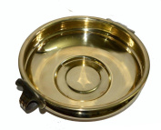 Indian Hand Made Exclusive Brass Urli Size:- (Inche)14x17x5
