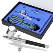 Daonanba Airbrush Set 0.02cm , 0.03cm and 0.05cm Nozzles New Useful Painting Tool