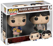 Stranger Things Eleven & Mike (Two-Pack) - Vinyl Figure Collector's figure Standard