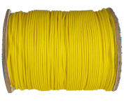 Wax Corduroy Jewellery Making Bracelet Necklace Knitting Crafting DIY Beading Yellow 1 mm Cord Craft String 1 Roll Thread {530}