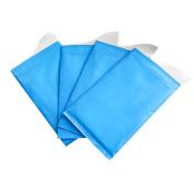 ROSENICE Disposable Urinal Bags 4pcs Women's Travel Urinal Kids Portable Urinal Men Brief Relief Super Absorbent Packs