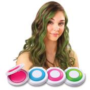 4 Colors Hair Dye Temporary Hair Chalk Powder Color