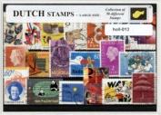 50 Dutch Stamps - Large Size [Paperback]